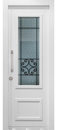 דלת כניסה מעוצבת מדגם גאיה