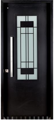 דלת מעוצבת דגם אנדרומדה