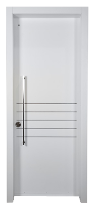 דלת מעוצבת מדגם קליאופטרה