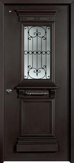 דלת מעוצבת דגם IDS 7700
