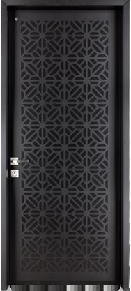 דלת מעוצבת דגם קיוטו