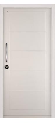 דלת מעוצבת מדגם קווטרו