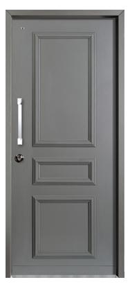 דלת מעוצבת מדגם טופיקיה