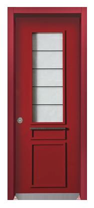 דלת מעוצבת מדגם ונוס