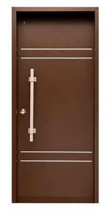 דלת מעוצבת דגם מרום