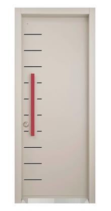 דלת מעוצבת דגם פלרמו